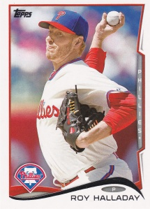 2014 Topps Halladay