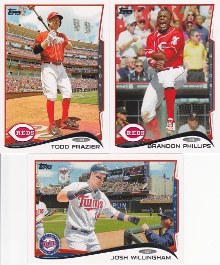 2014 Topps s2 best pose shots