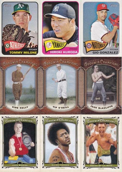 Chicago Card show purchase Nov 2014