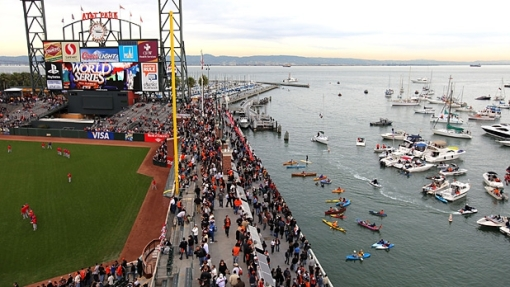Pac Bell McCovey Cove