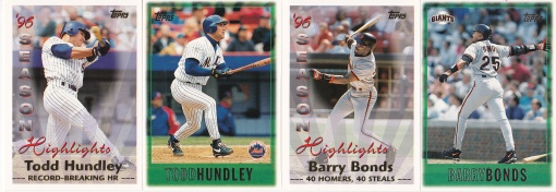 1997 Topps 2 cards in set_0002