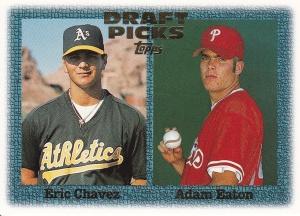 1997 Topps 479 Chavez Eaton RC