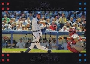 2010 Topps CYMTO Derek Jeter 07