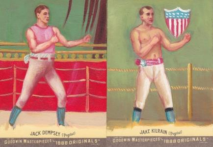 2012 Goodwin Masterpieces Kilrain Dempsey