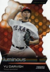 2014 Stadium Club Triumvirate Darvish