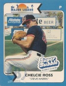 1989 Major League Cards - Chelcie Ross