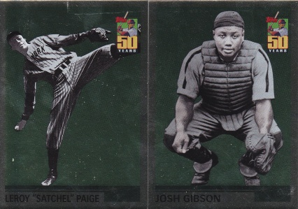 2001 Topps s2 What Could have been Gibson Paige