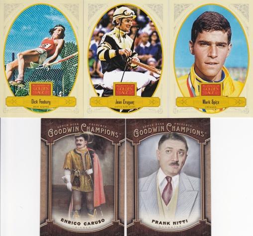 trade Common Card Man - Golden Age & Goodwin