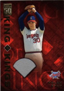 2001 Topps King of King Ryan