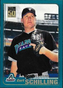 2001 Topps Limited Schilling