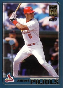 2001 Topps Traded Pujols
