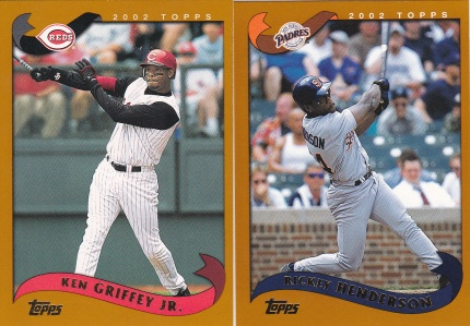 2002 Topps Griffey Rickey