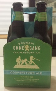 Ommegang Cooperstown Ale 4-pack