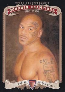 2012 Goodwin Mike Tyson