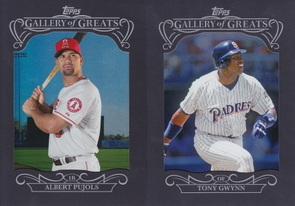 2015 Topps s1 Gallery of Greats