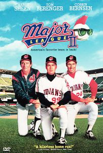 Major League II DVD