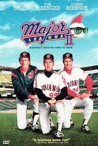Major League II DVD