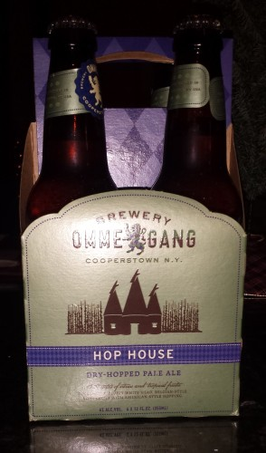 Ommegang Hop House 4-pack