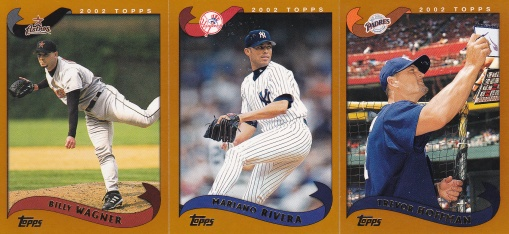 2002 Topps best relievers