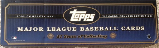 2002 Topps Factory set HTA