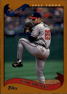 2002 Topps Limited Edition Smoltz