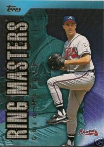 2002 Topps Ring Masters Maddux
