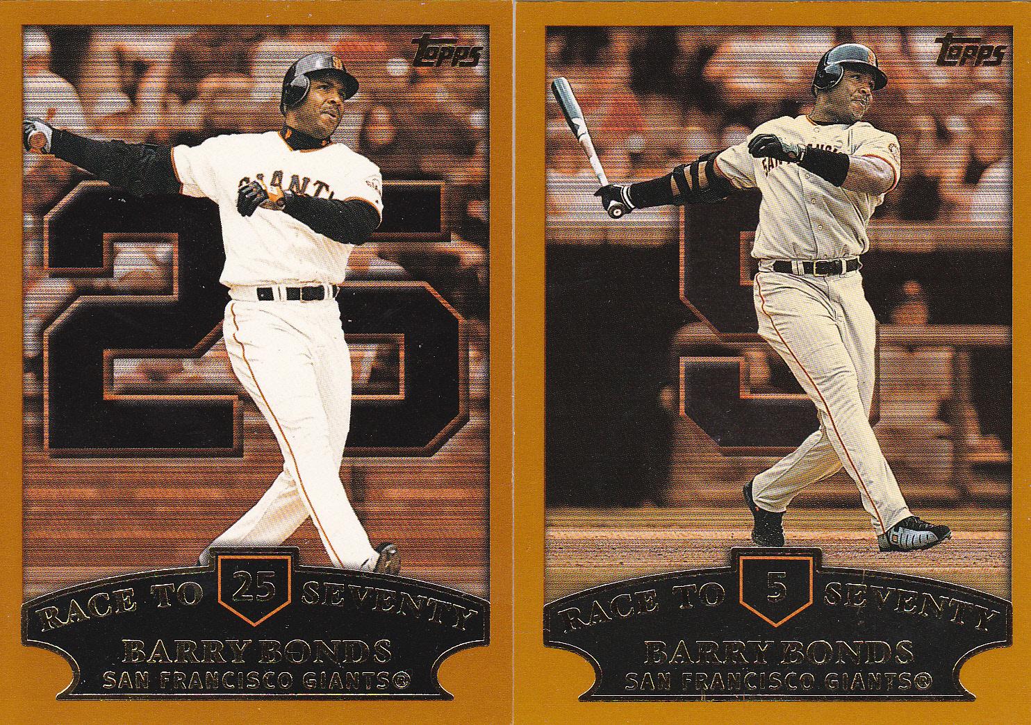 57d26fa04 2002 Topps s1 box Bonds 365