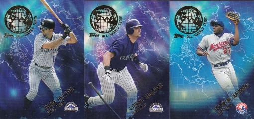2002 Topps s2 box All World