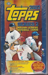 2002 Topps s2 box