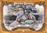 2013 Gypsy Queen Collisions at the Plate McCann