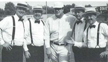 Chiefs of Staff with John Goodman