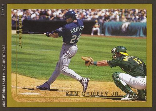 Griffey Topps Icon - 1999