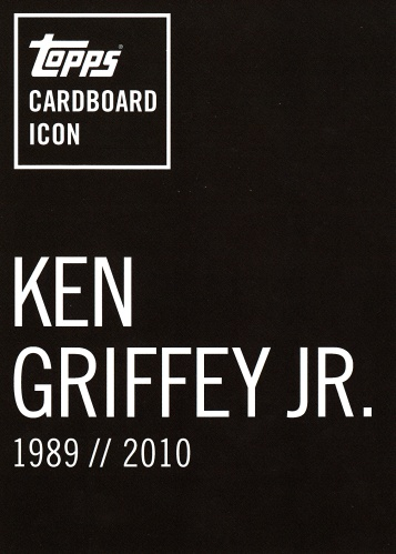 Griffey Topps Icon - Header