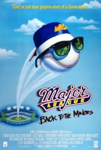 Major League Back to Minors DVD