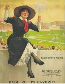 Ruth's Cafe Calendar
