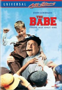 The Babe DVD case