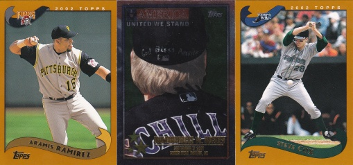 Trade Collective Mind - 2002 Topps