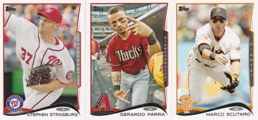 Trade Collective Mind - 2014 Topps
