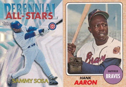 Trade - Night Owl 1999 Topps inserts