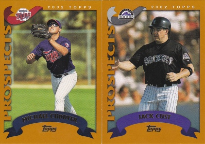 2002 Topps Traded Cust Cuddyer