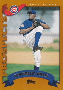 2002 Topps Traded Dontrelle Willis