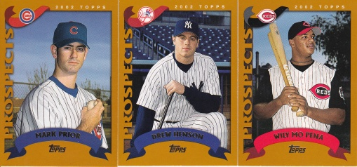 2002 Topps Traded Prior Henson Willy Mo