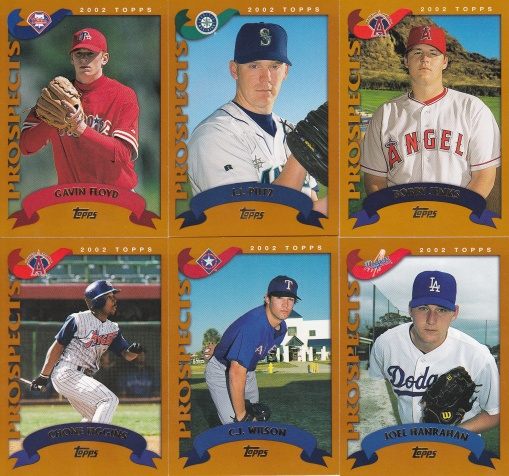 2002 Topps Traded rookie cards
