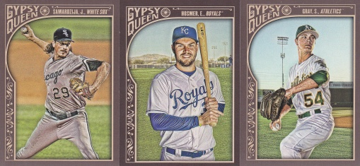 2015 Gypsy Queen value current players