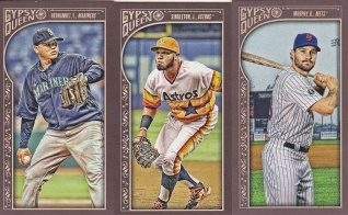 2015 Gypsy Queen value minis