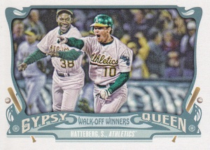 2015 Gypsy Queen walk off winners Hatteberg