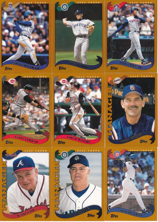 JustCommons 2002 Topps