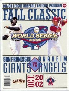 2002 WS Program