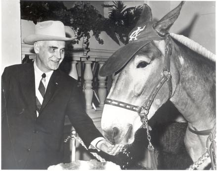 Charlie O Mule Charlie Finley