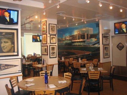 Mantle's Restaurant inside 2